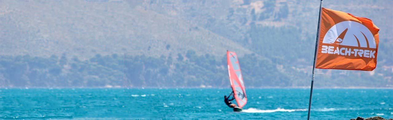 Paliki Beach Club Windsurfing