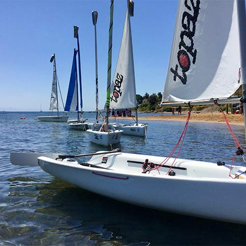 Paliki Dinghy Sailing