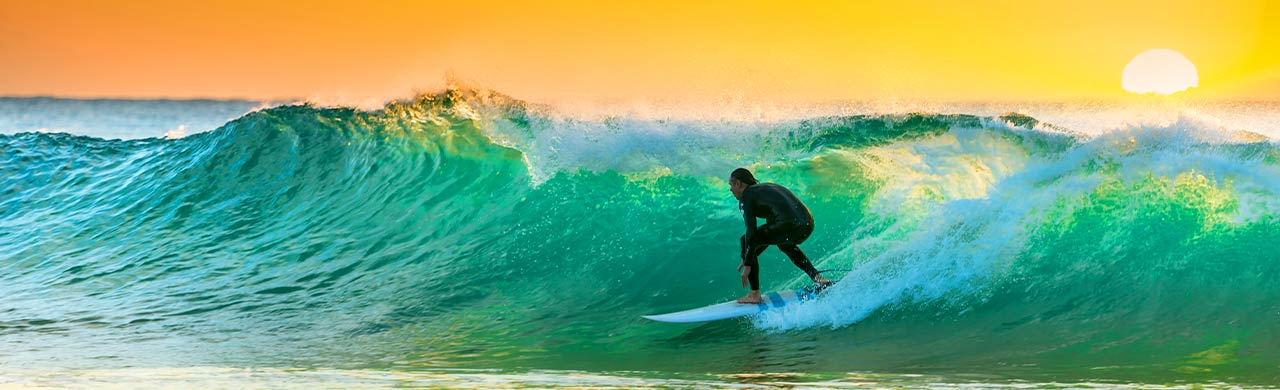 Trek Adventures Surf
