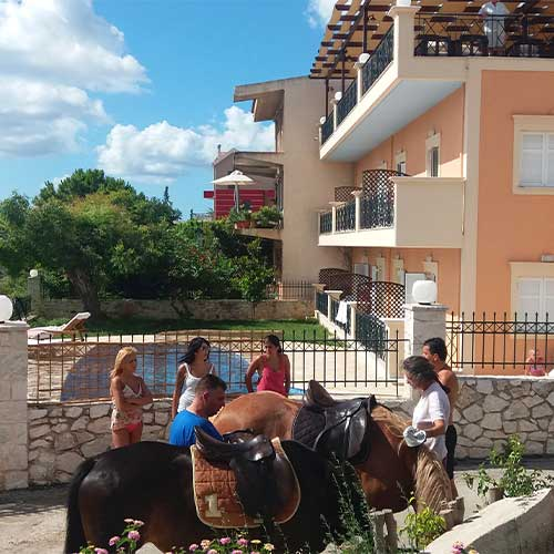 Horse Riding in Kefalonia