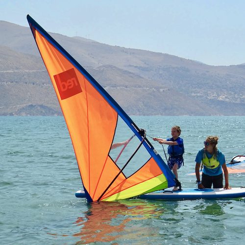 Kids Inclusive Windsurfing Session
