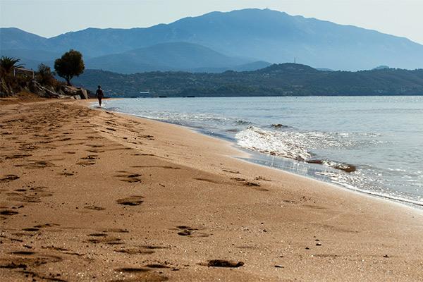 Xi beach Kefalonia