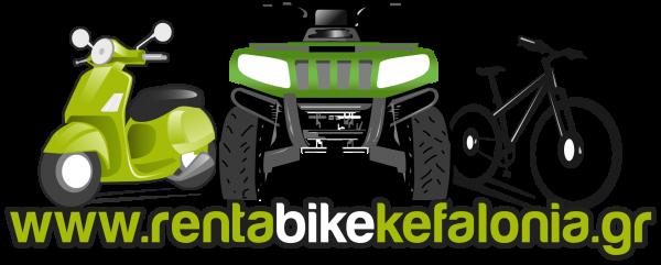 Rent a Bike Kefalonia Logo