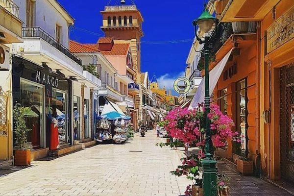 Argostoli-Kefalonia