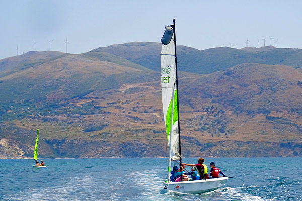 Kids Watersports Sailing
