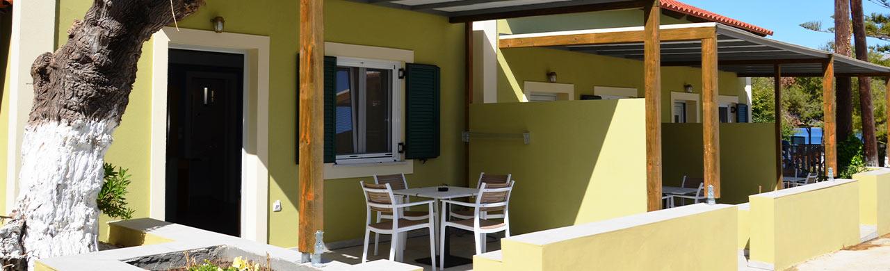 Outside area - Mezzanine Family Apartment
