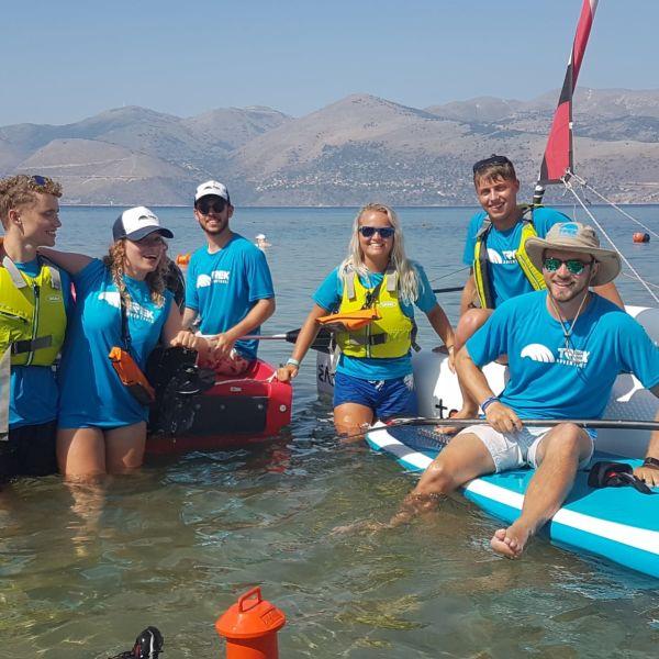 Water Sports Jobs in Greece
