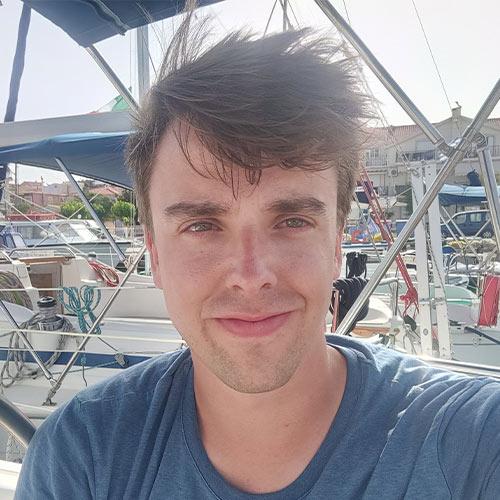 Will Hamiliton - Flotilla Skipper